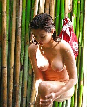 Shower Asian Teen