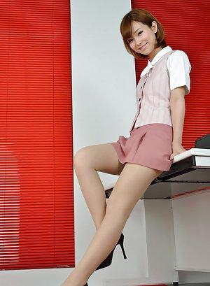 Legs Asian Teen